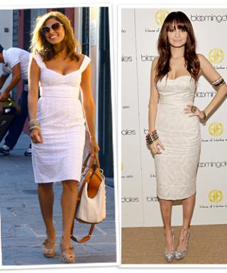 What To Wear With Your Little White Dress