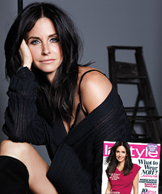 Our August Cover Girl Is... Courteney Cox!