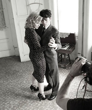 Go Behind the Scenes of Madonna's Dolce & Gabbana Shoot