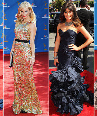 Glee Girls Get Glam!