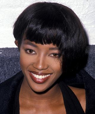Naomi Campbell's Changing Looks