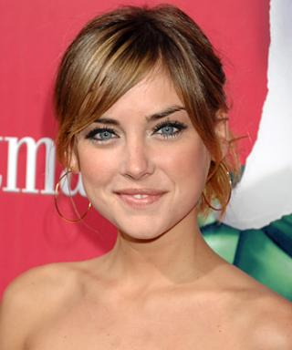 Jessica Stroup's Changing Looks