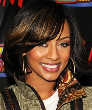 Keri Hilson's Changing Looks