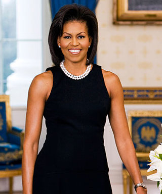 Michelle Obama's Stylish Year