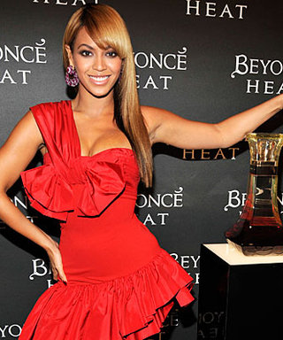 Beyonce Heats Up N.Y.C. at Fragrance Launch