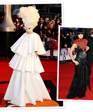 Gaga Sweeps Brit Awards, Plus Allen Wows in Chanel