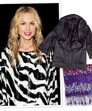 Rachel Zoe's Fall QVC Collection Is a Hit