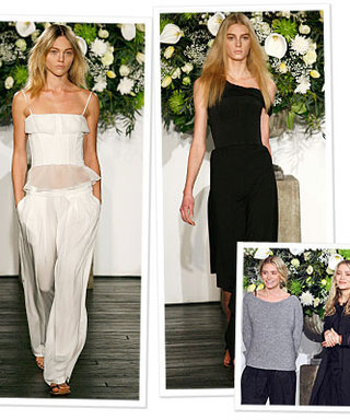 Mary-Kate and Ashley Present The Row at Fashion Week