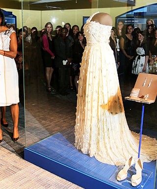 Michelle Obama Donates Inaugural Gown to Smithsonian