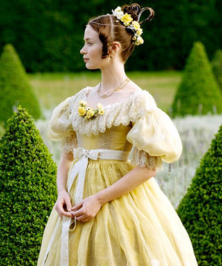 """Emily Blunt on Young Victoria Corsets: """"It was hell!"""""""