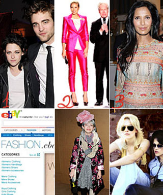 RPatts and Kristen Dating, Padma's Baby Girl, and More!