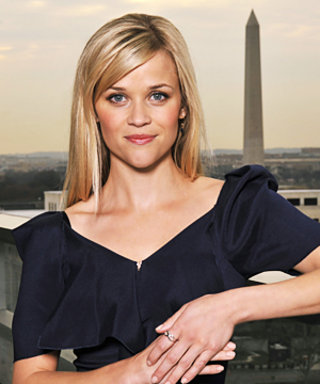 Reese Witherspoon Heads to Washington