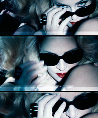 Madonna and D&G Launch Eyewear Line