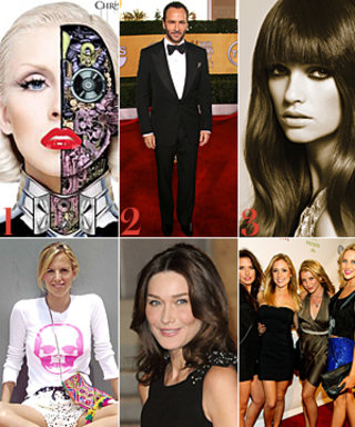 Tom Ford Preps Women's Line, Xtina Turns Bionic, and More!