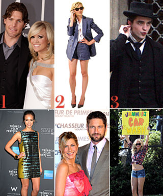 Carrie Prefers Cupcakes, Cam Flaunts Her Gams, and More!