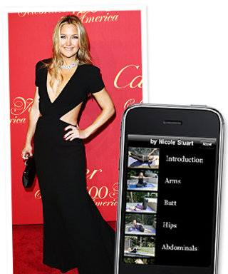 Want A Bod Like Kate Hudson's? There's An App For That!