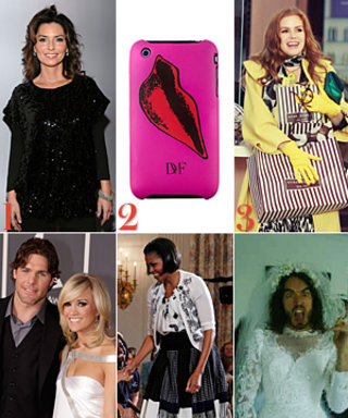 Mix Prints Like Mrs. O, Carrie's Nashville Wedding, and More!