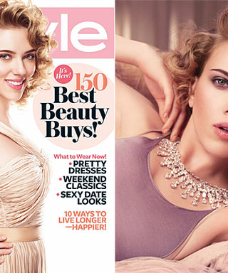Our May Cover Girl Is... Scarlett Johansson!