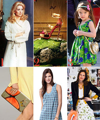 Suri Loves Shrek, SATC2's Laptop Clutch, and More!