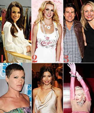 Britney Spears Designs, Pink Goes Brunette, and More!