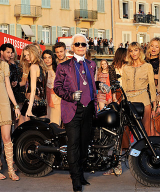 Chanel Cruise: Bikes & Bare Feet in St. Tropez!