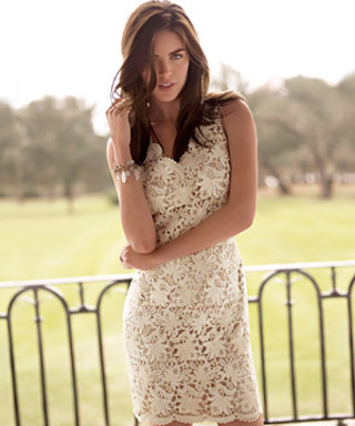How to Get Ann Taylor's Sold-Out Lace Dress!
