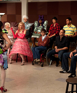 Glee's Costumer Dishes On Gaga Looks