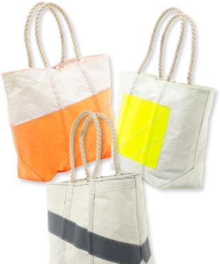J. Crew Perfects The Beach Tote