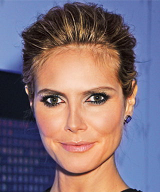 Get Heidi Klum's Summer Smoky Eyes