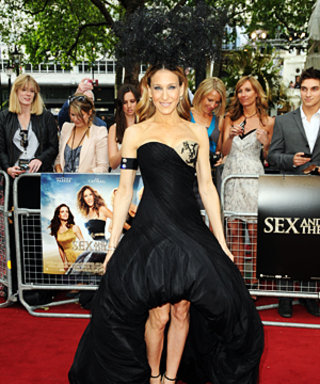 SJP Pays Tribute To McQueen At SATC2 Premiere