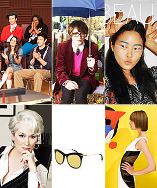 Glee's Season Finale, RPatts Turns Geek, and More!