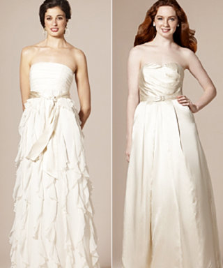 The Limited Introduces Wedding Gowns