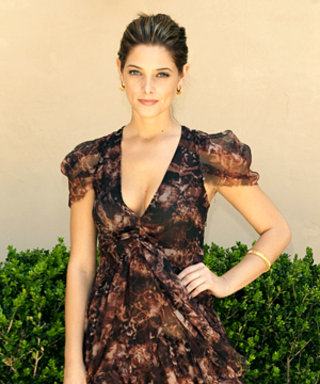 Ashley Greene Named New Face of Mark