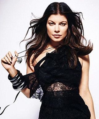Fergie Shows Off Steamy New Ad Campaign