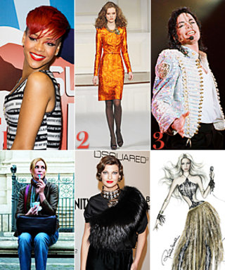 Rihanna Goes Red, Watch Oscar's Resort Show, and More!