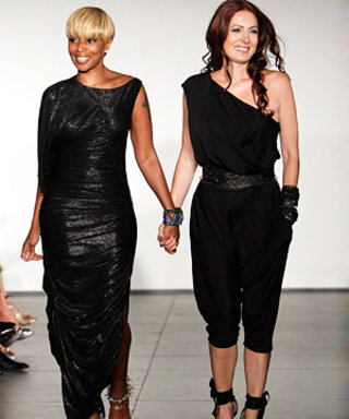 Mary J. Blige & Catherine Malandrino Design for a Cause