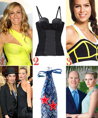 Get SJP's Glam Waves, Shapewear Gets Sexy, and More!