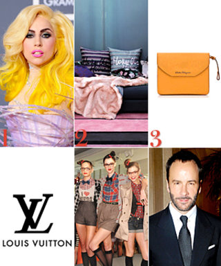 Lady Gaga v. President Obama, Sonia Rykiel Does Home and More!