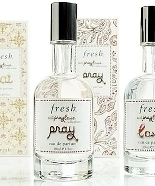 Fresh Makes Eat, Pray, Love Perfumes