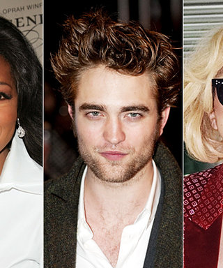 The Forbes 100: Oprah Earns Top Spot, Gaga and Pattinson Debut