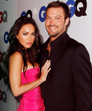 Megan Fox and Brian Austin Green Marry!