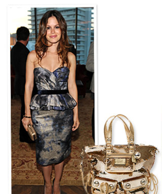 Rachel Bilson Teams Up with Coach for Charity