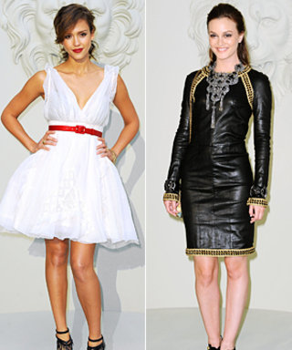 Stars Come Out for Chanel Haute Couture
