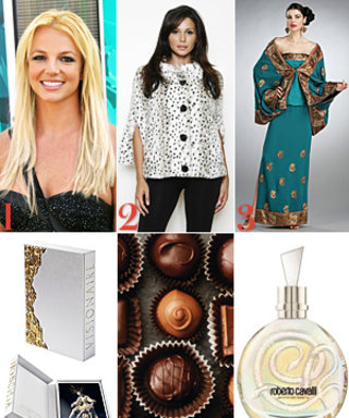 Britney Signs Up for Glee's, Mad Men's QVC Collection, and More!