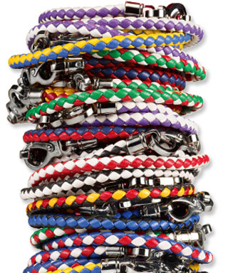 Tod's World Cup-Inspired Bracelets