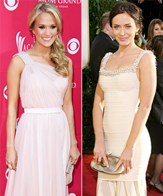 Carrie Underwood & Emily Blunt: And the Brides Wore...