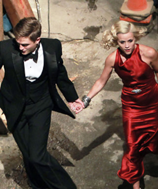 Robert Pattinson and Reese Witherspoon's Sexy On-Set Style