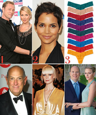 Christina Applegate is Pregnant, Halle Berry is a Shoe Addict, and More!