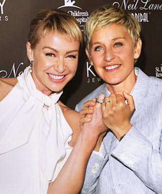 Ellen, Portia, Eva and More Come Out to Fete Neil Lane