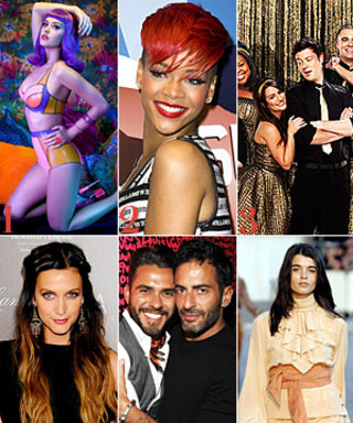 Katy Perry's New Promo Pics, Rihanna's Latest Role, and More!